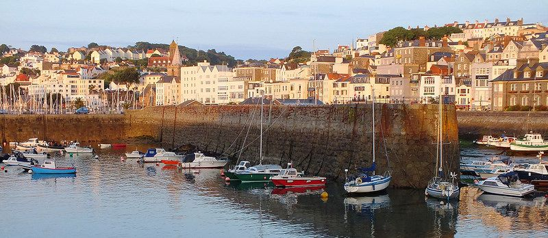 Early Morning St Peter Port