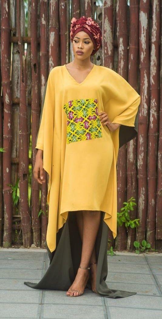 Épinglé par Merry Loum sur Tuniques & Robes Africaines W