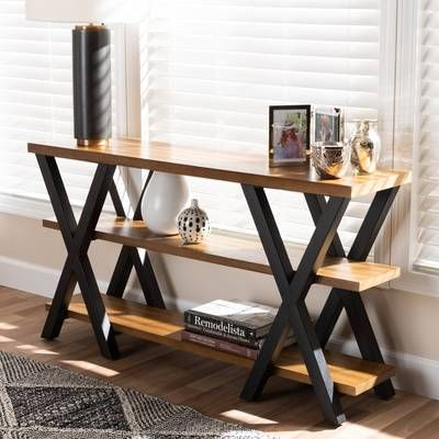 Photo of Vivier Console Table