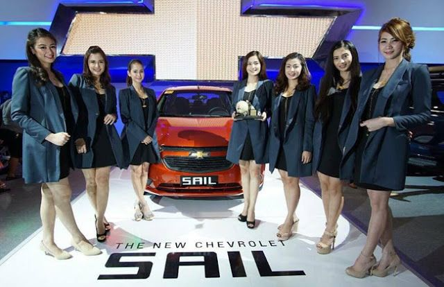 Chevrolet Sail Hopes To Revive Sales For The American Manufacturer