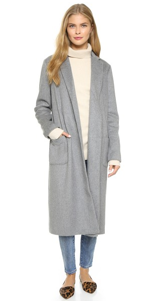 Oversized Blazer Coat