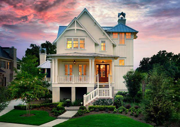 Cobb Architects Portfolio Custom Homes Low Country Beach