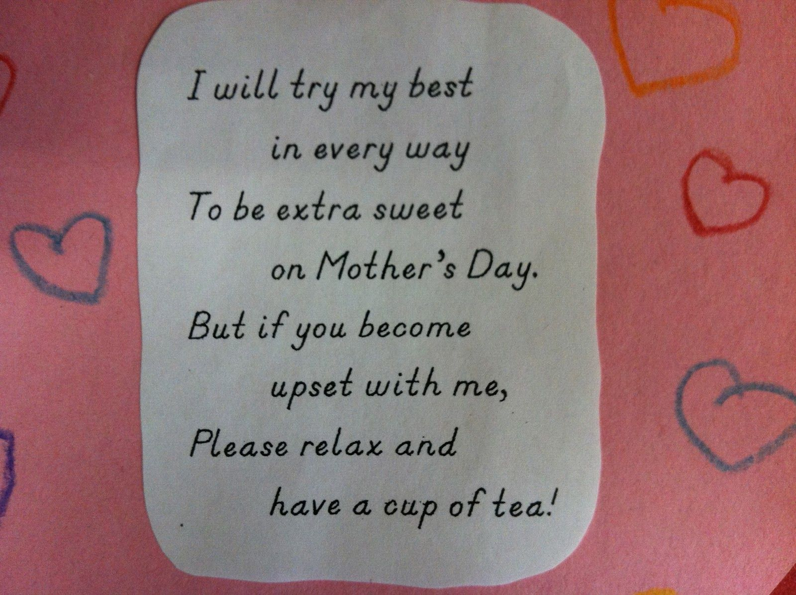 descriptive essay my daughter As a mother, i have to coach my daughter to be good in this world and at the same time, she coaches me to be a better person, too your relationship.