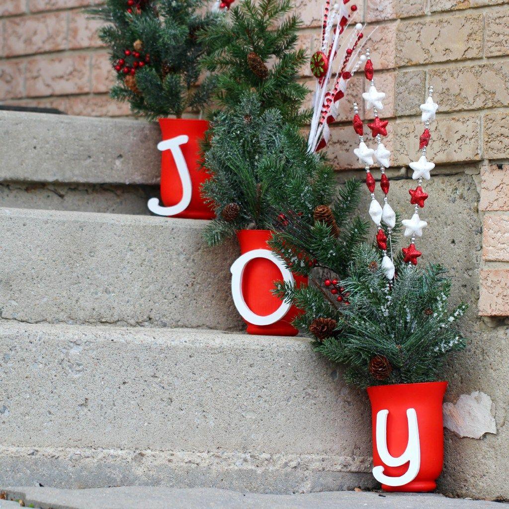 Homemade Outdoor Christmas Decorations Ideas Bathroom Kitchen