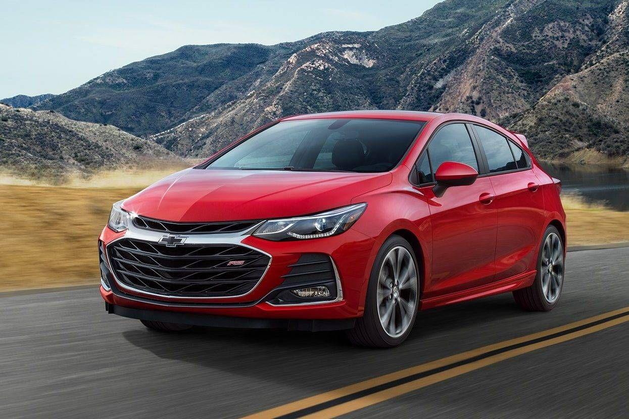 Chevrolet Confirma Novo Cruze Chega No Inicio De 2019 Chevrolet