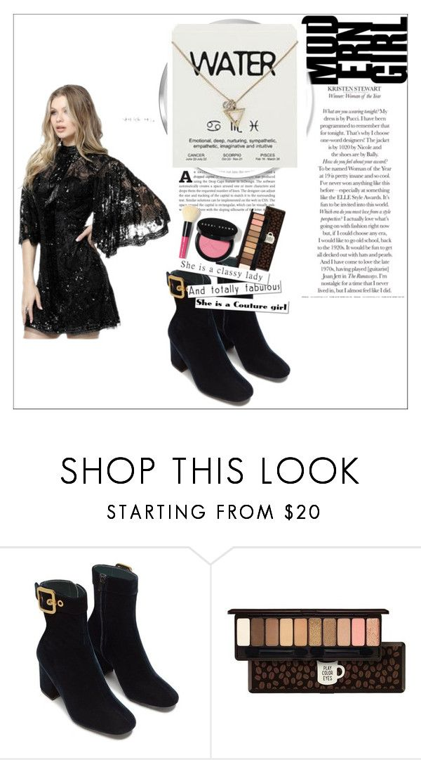 """""""Moon (MAMA red carpet)"""" by zoestar-391 on Polyvore featuring Etude House and Bobbi Brown Cosmetics"""