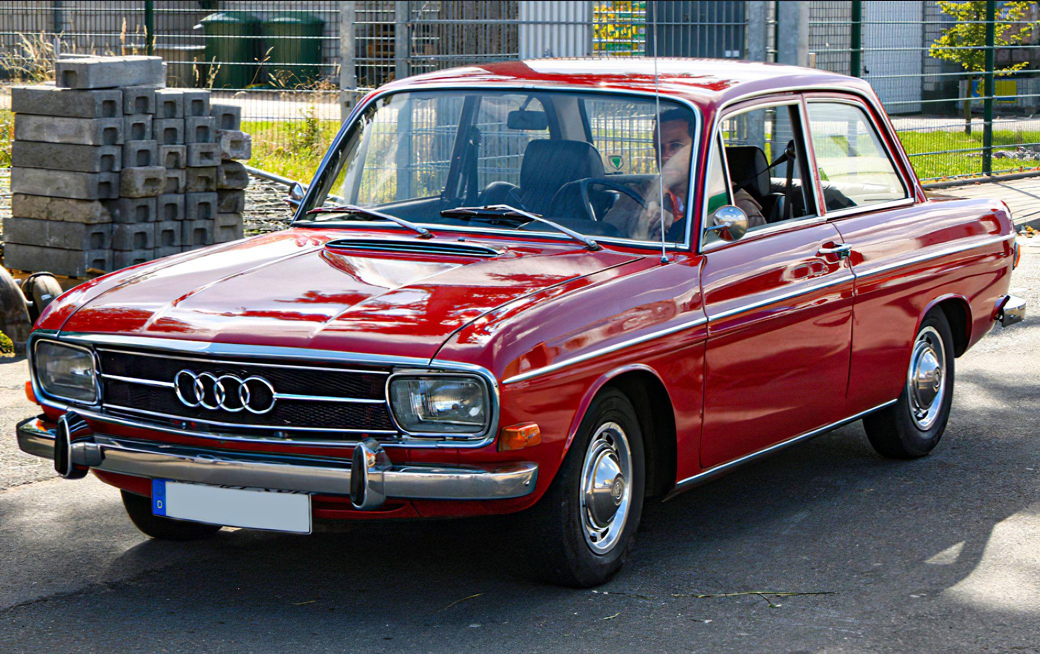 1970 Audi 60 L in 2020 | Bmw3, Oldtimer