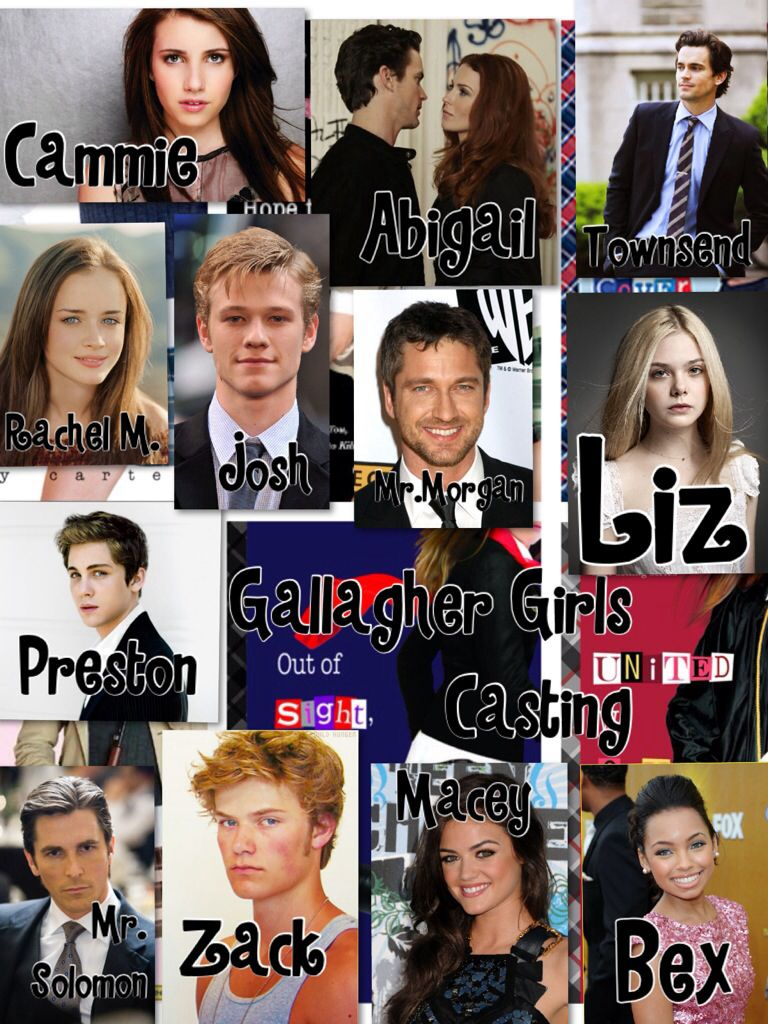 cast of girls girls girls