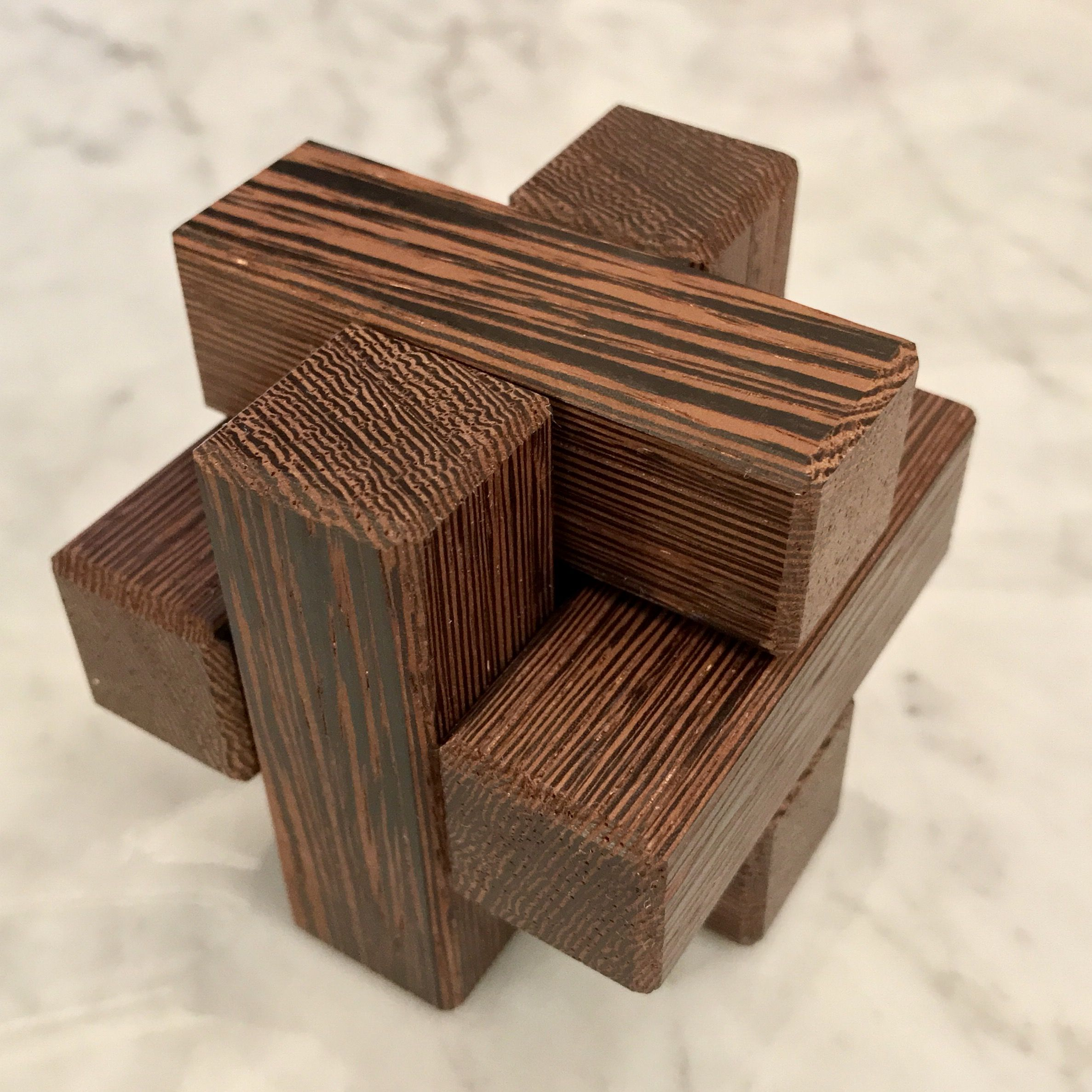 Pin by Marc Wiegers on Puzzles | Wooden puzzles, Design
