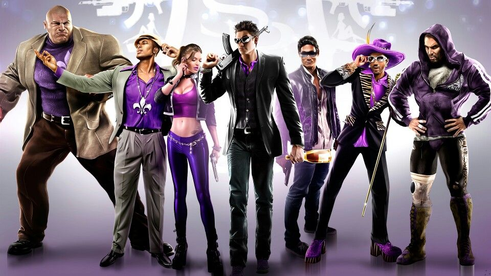 Saints Row the Third. A funnier, better version of GTA. Love it!