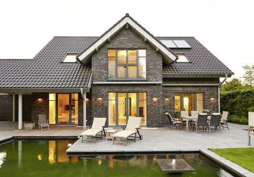 Bildergebnis Für Fassadengestaltung Einfamilienhaus Modern   Home    Pinterest   House, Haus And Mountain House Plans
