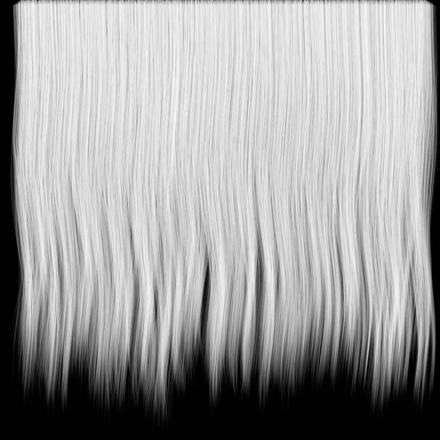 Texture Other Hair Dark Alpha Textured Hair Texture Opacity