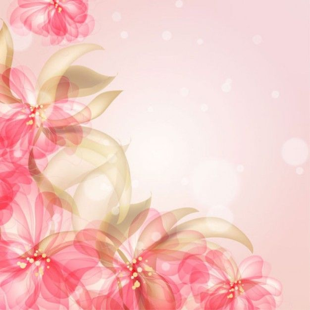 colorful flowers background vector scrapbooking pinterest