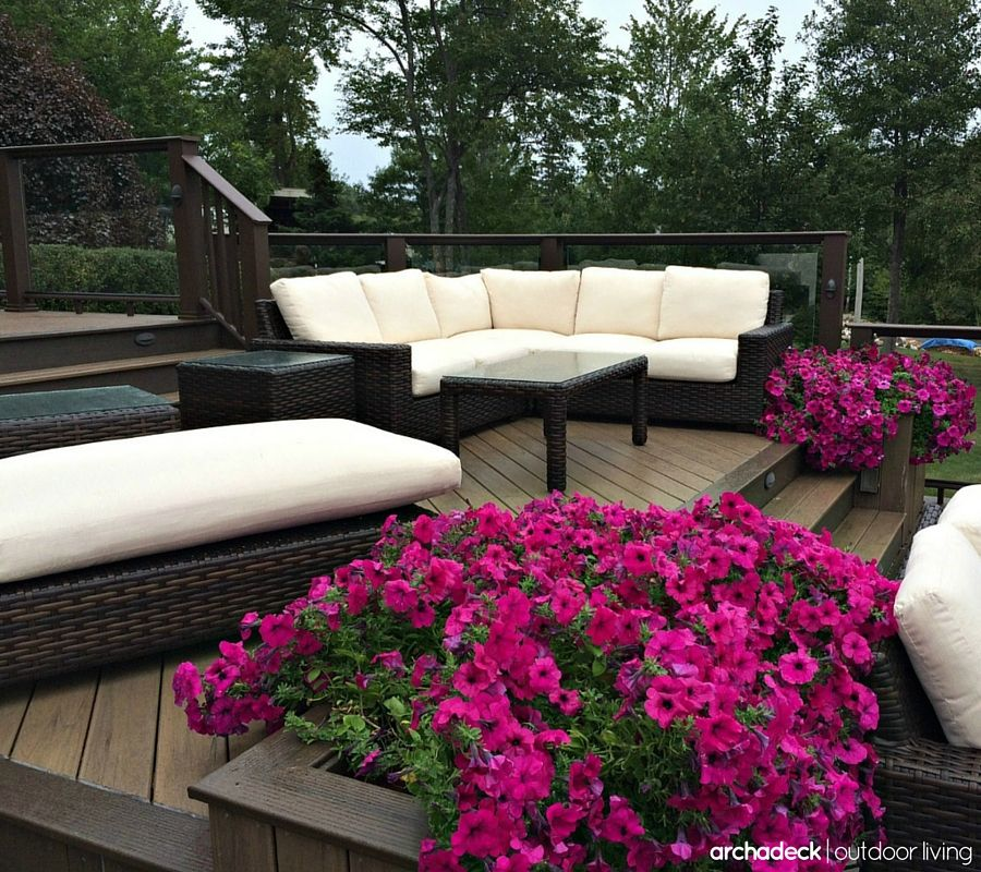 Exactly How To Plan A Deck Design Guide Article By Archadeck Diy Deck Terrace Design Deck Design