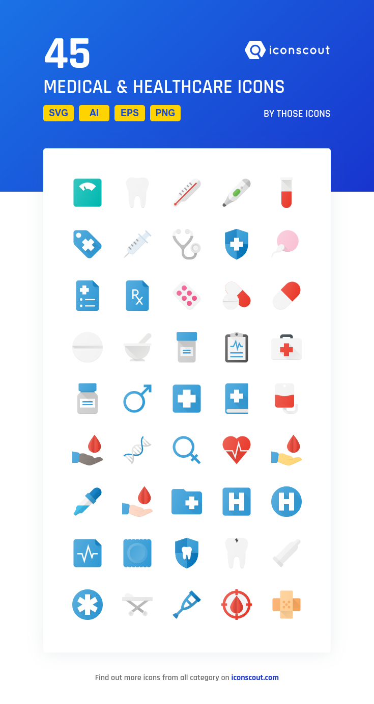 Download Medical Healthcare Icon Pack Available In Svg Png Eps Ai Icon Fonts Icon Hospital Icon Powerpoint Template Free