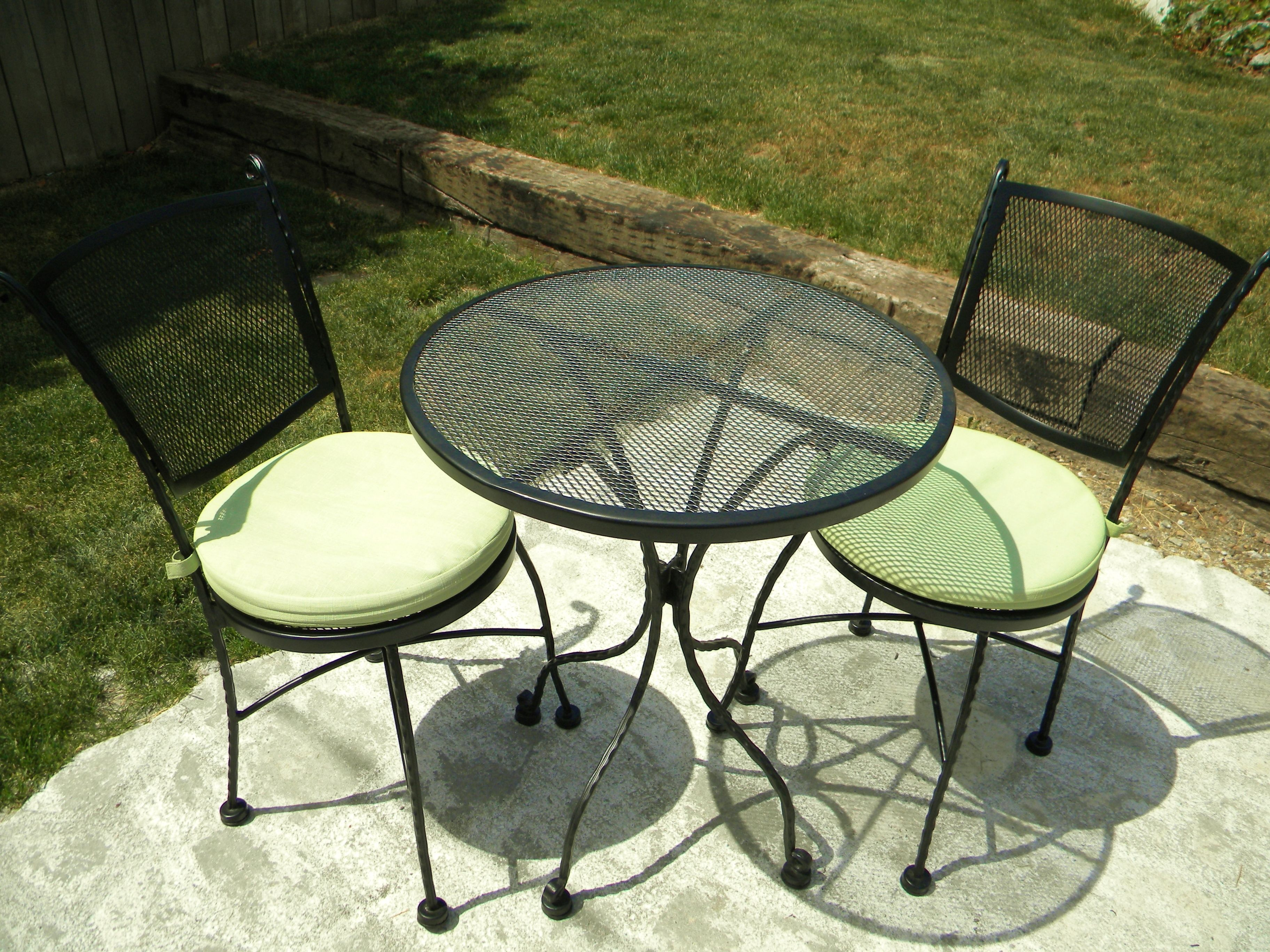 Second Hand Patio Furniture