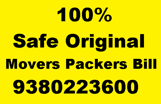 swastik packers and movers chennai packing moving service packers movers bill sample in chennai