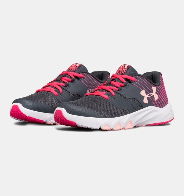 1a80d3fef8 Girls' Grade School UA Primed 2 Running Shoes | Under Armour US ...