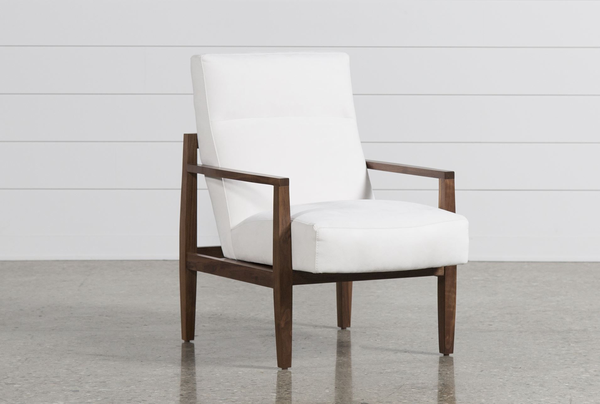 Wonderful Russo Wood Accent Chair   Signature