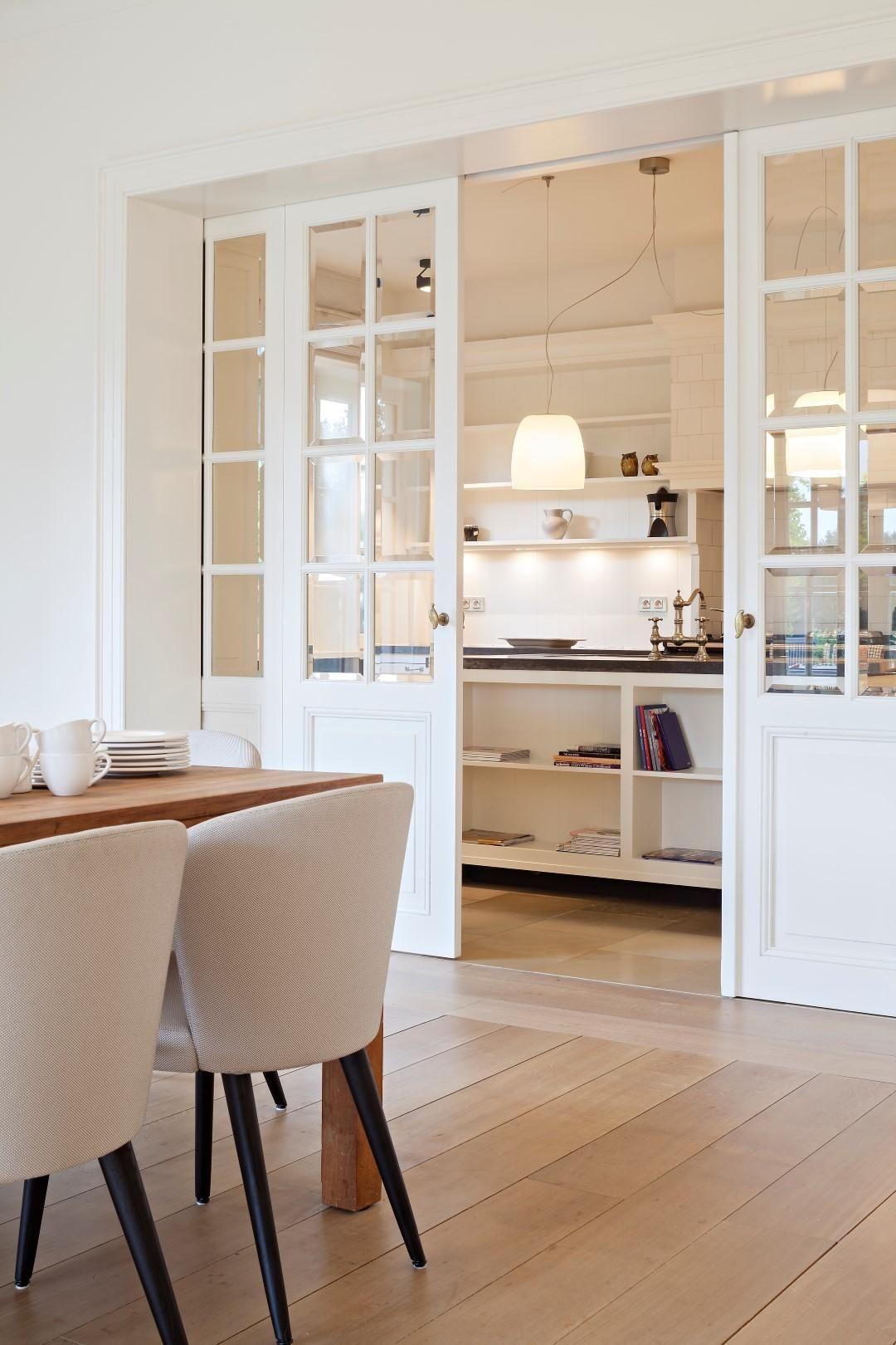 Eetkamer door Paul Vaes Interior Design | C&C idea\'s | Pinterest ...