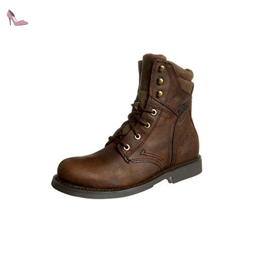 HARLEY DAVIDSON Chaussures - Bottes DARNEL - brown, Size:EUR 41 - Chaussures  harley