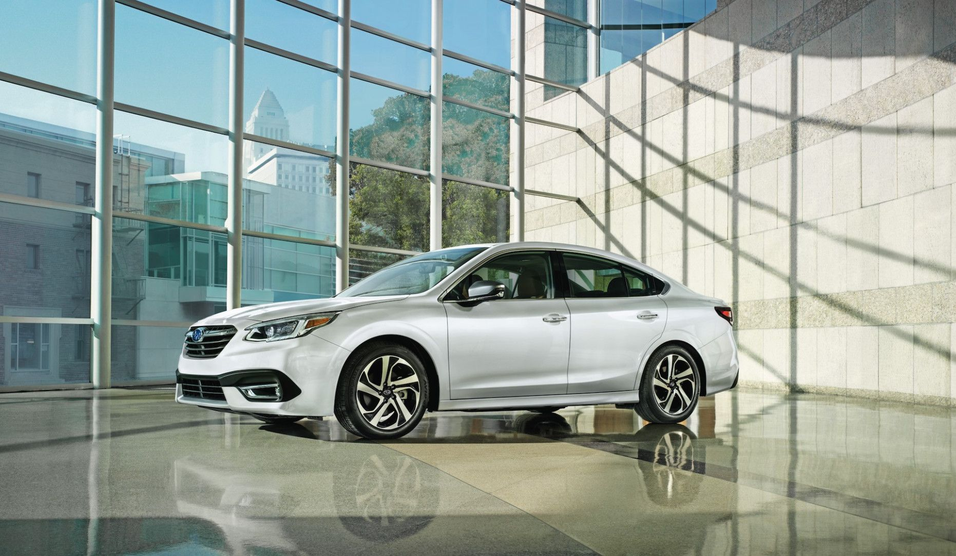 2020 Subaru Brochure in 2020 | Subaru legacy, Subaru ...