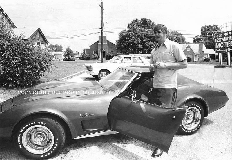Buford Pusser Corvette  304a6ef276