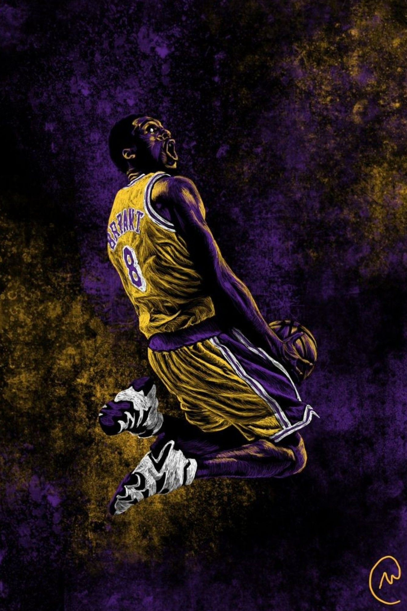 Kobe Bryant Kobe Bryant Nba Kobe Bryant Wallpaper Lakers Wallpaper