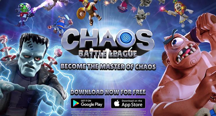 Chaos Battle League On Your Windows / Mac PC Download