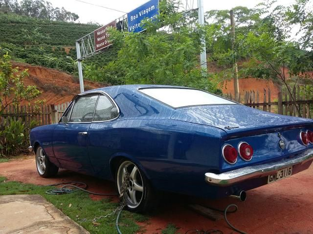 Opala 79 Azul 4cc 5 Macha Lindo 1975 Opala 79 Olx Opala