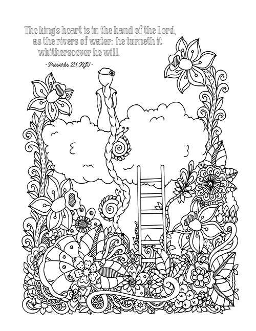 Esther Bible Study Week 2 Part 2 Chapters 4 6 Bible Coloring Bible Coloring Pages Bible Verse Coloring Page