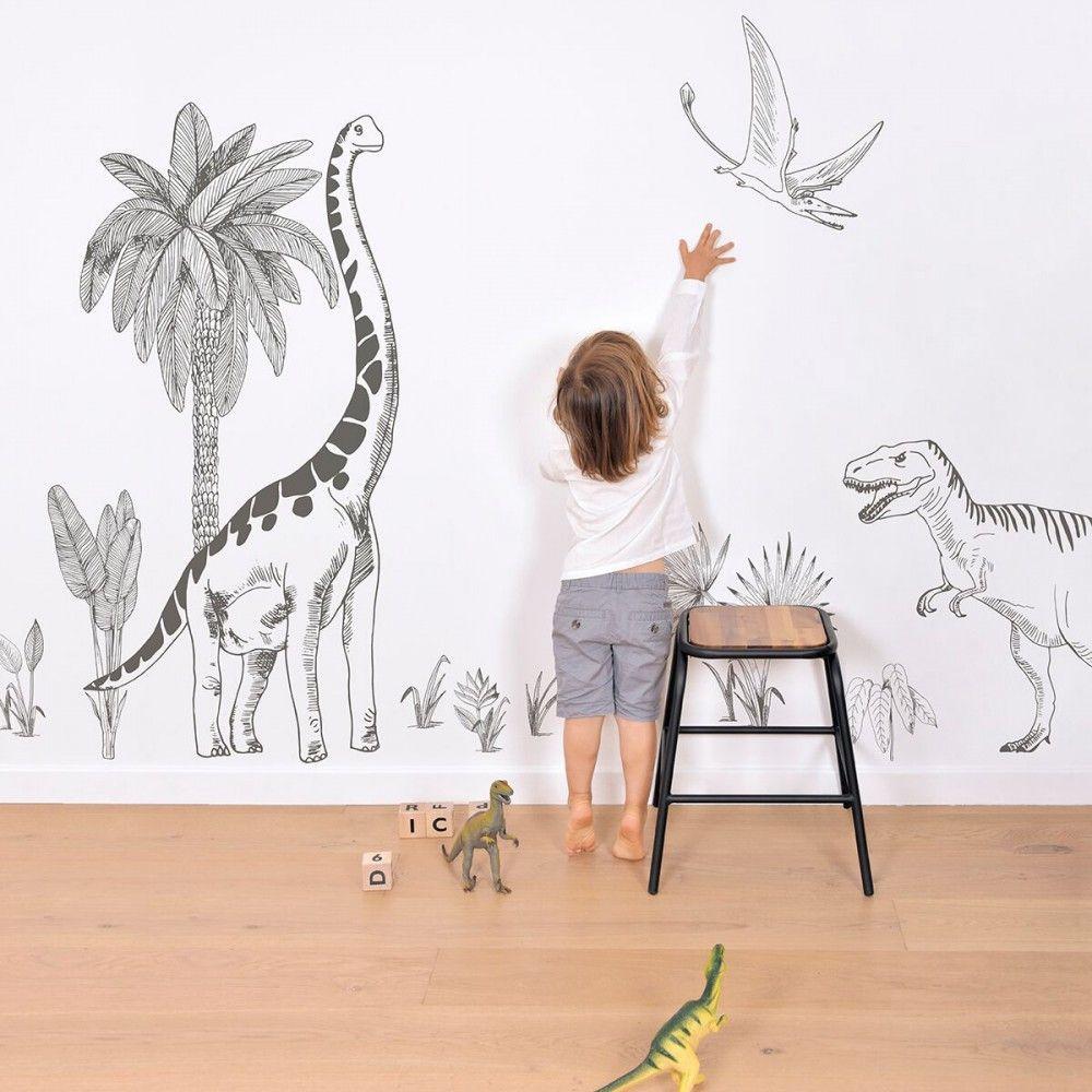 Sticker enfant Dinosaure de la collecion Dinosaurus de chez