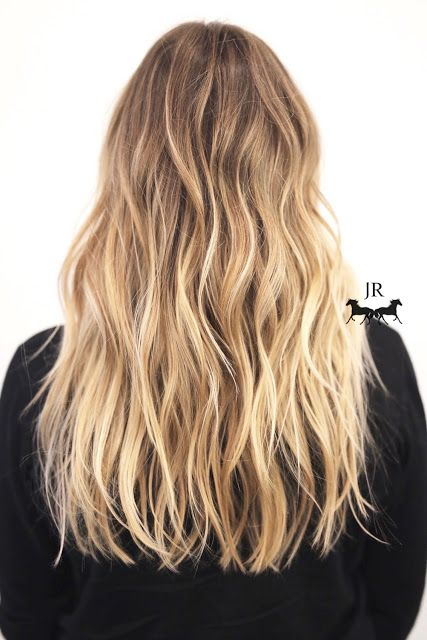 Cheveux - blond