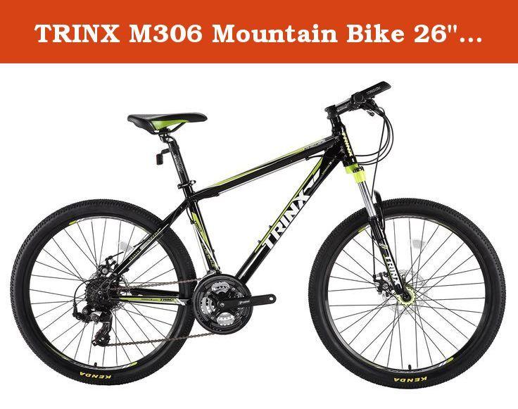 Trinx M306 Mountain Bike 26 19 24 Speed M306 24 Speed Frame