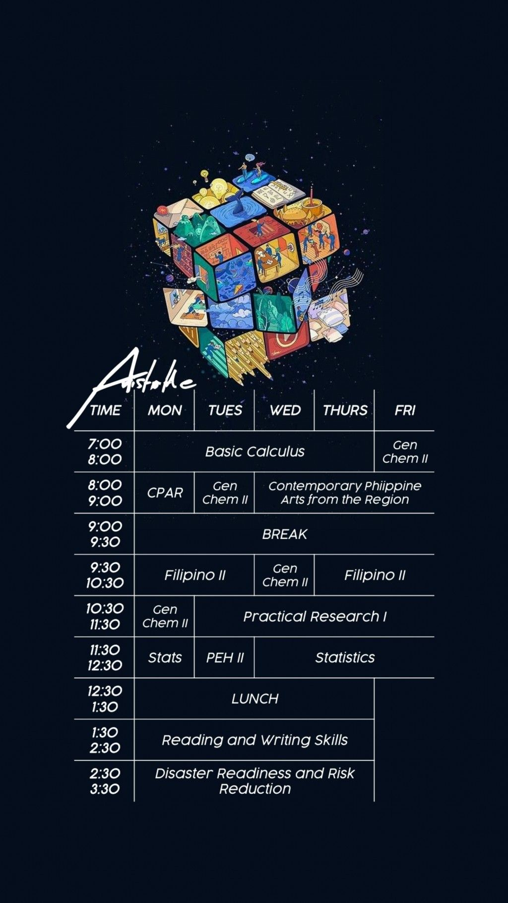 Schedule Wallpaper Class Schedule Template Schedule Design