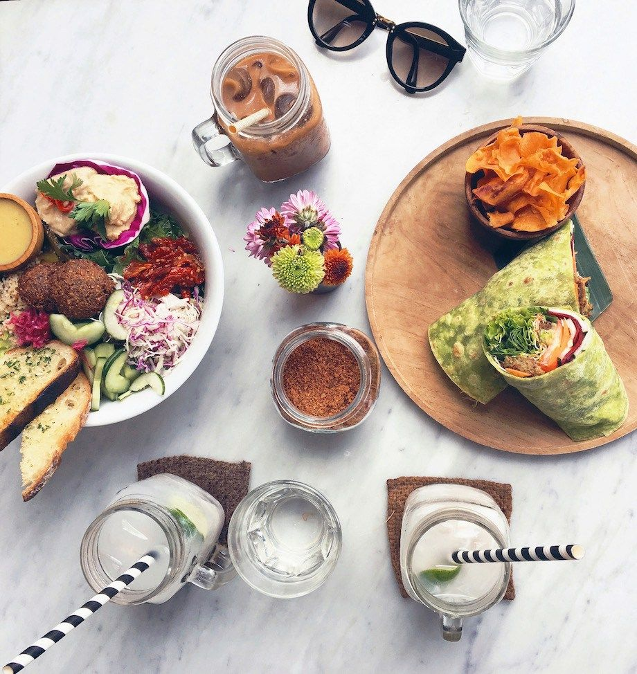 Breakfast In Canggu The Top 10 Places To Go For Healthy Food Bali Food Cafe Food Food