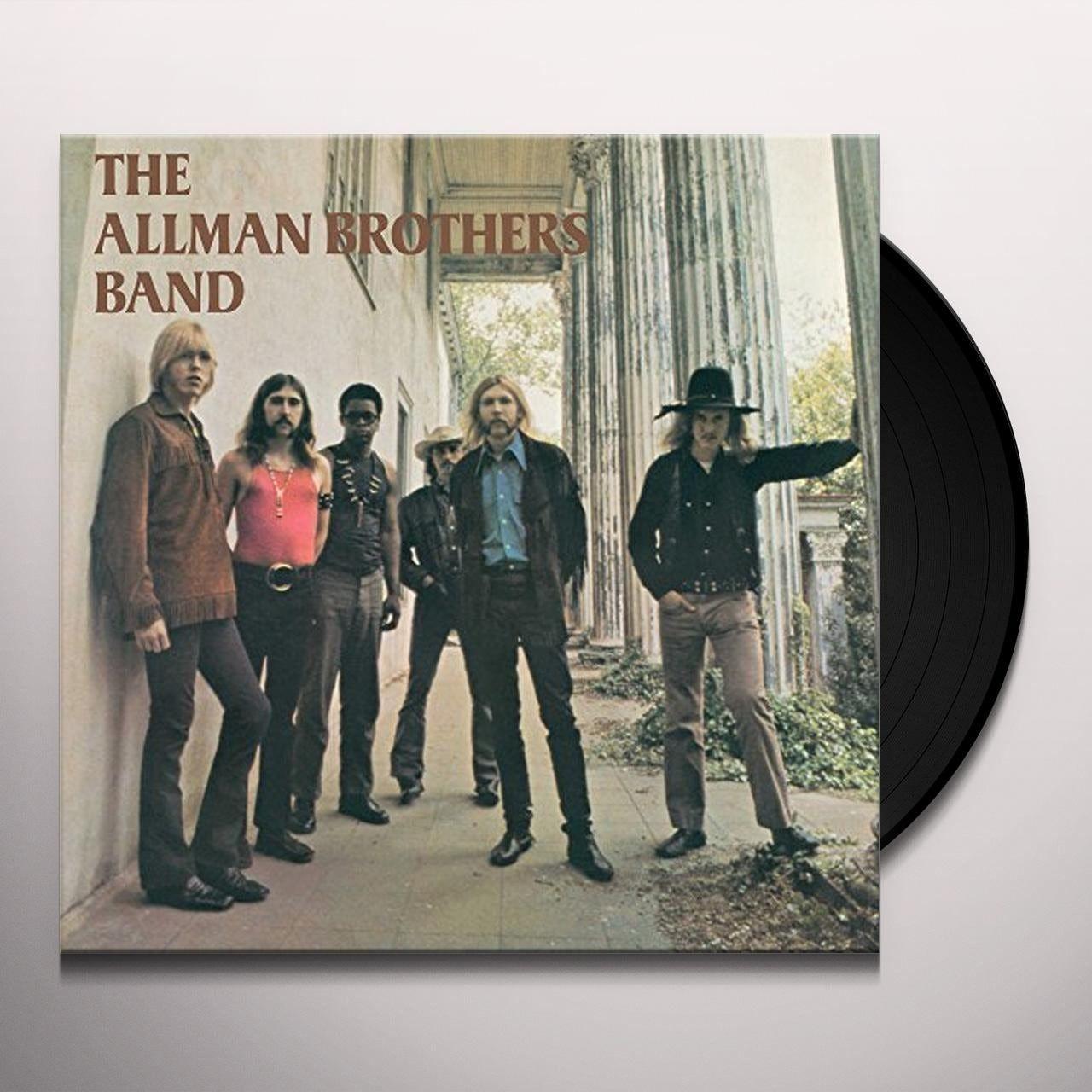 The Allman Brothers Band Vinyl Record Allman Brothers Band Allman Brothers Vinyl Records