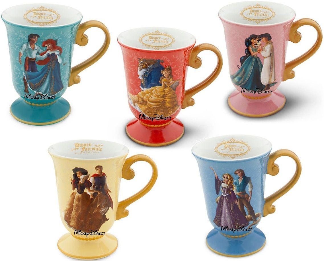 d tails sur set disney designer fairytale mug princess