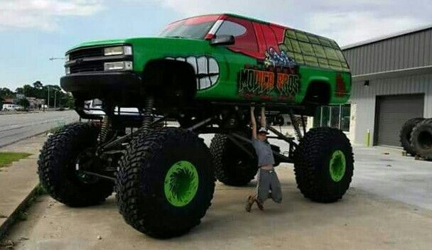 Turtles Chevy