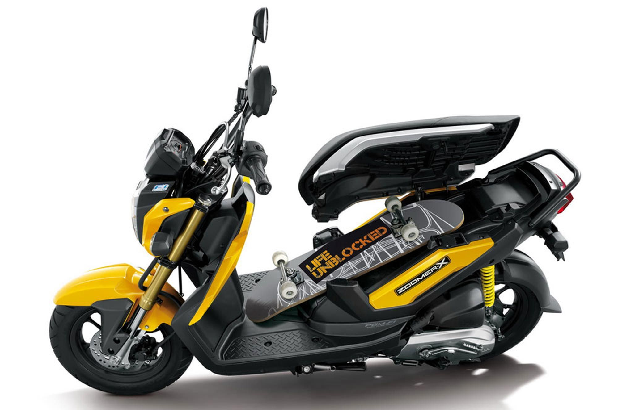 2013 Honda Zoomer X Wallpaper