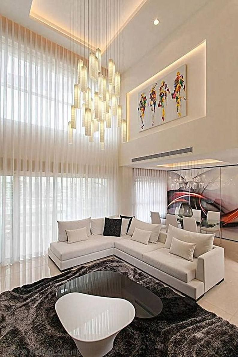 Contemporary Light Fixture For Living Room Large Chande