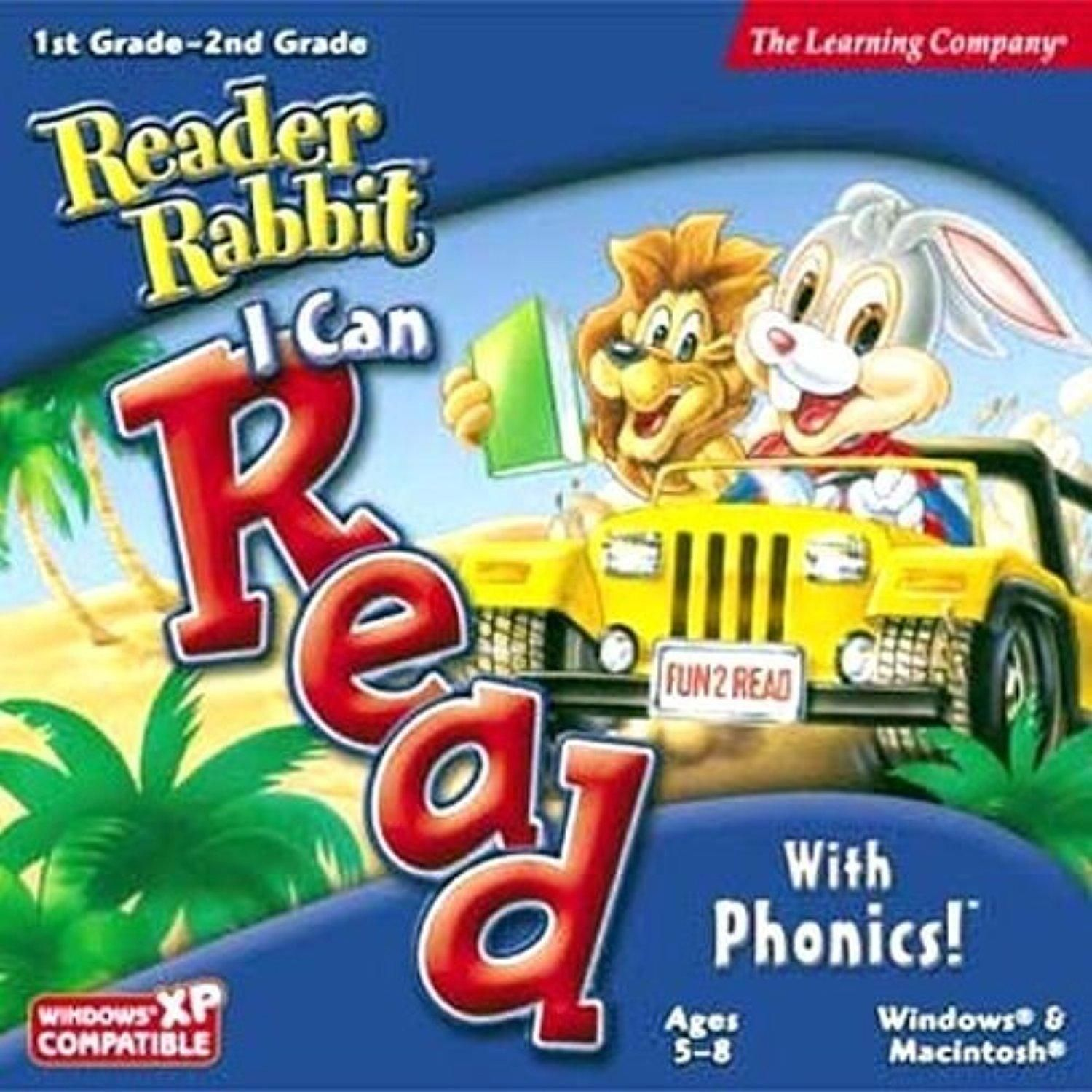 New Learning Company Reader Rabbit Personalized Math 4 6