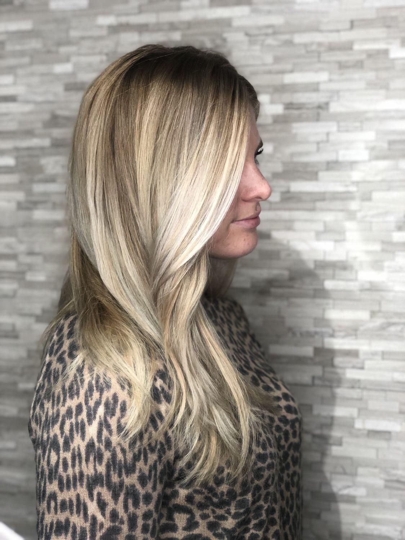 Color by Jade Darrough @ Adorn Salon | Edges hair, Hair ...