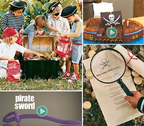 "September 19th is ""Talk Like a Pirate Day."" Your kids will love these fun ideas!"