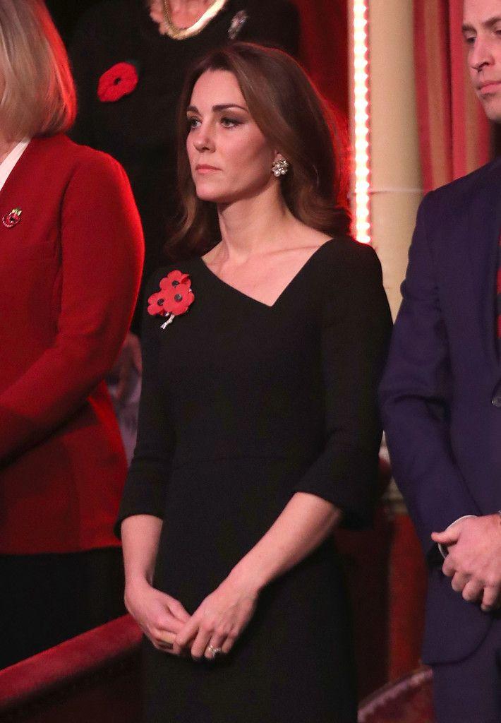 Kate Middleton Photos Photos: The Royal Family Attend The ...