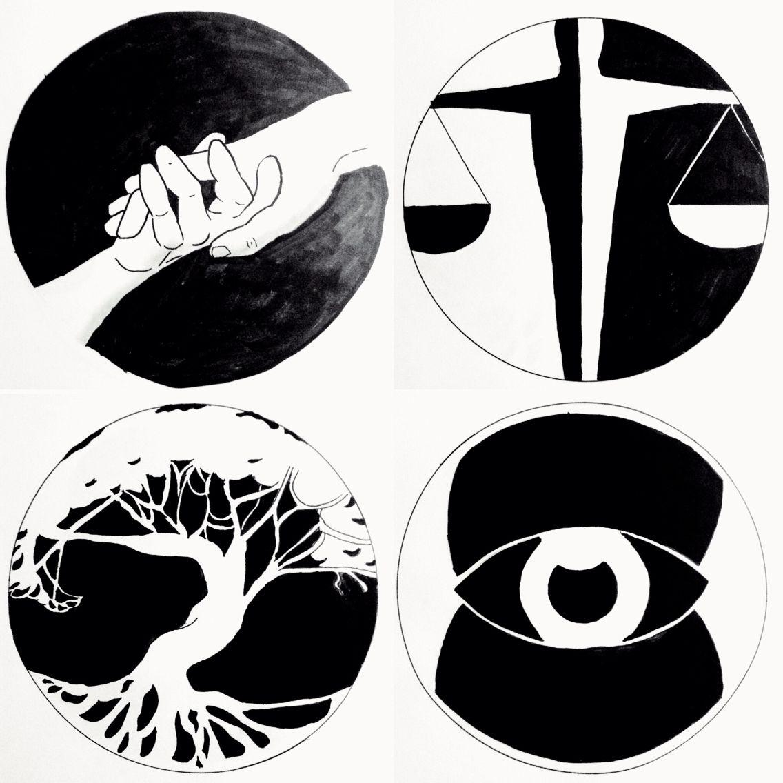 Divergent art by Ruby Ostrander | Cool drawings, Art, Artwork