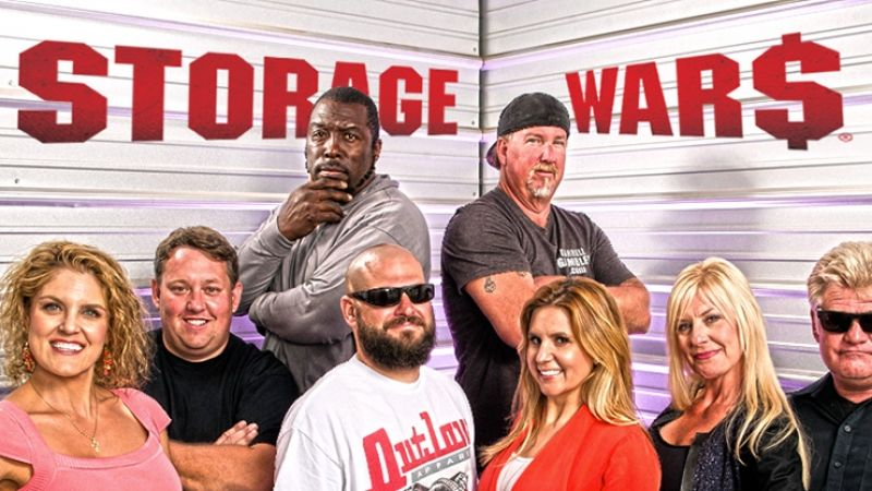 Social Media Accounts From The Cast Past And Present Original Storagewars