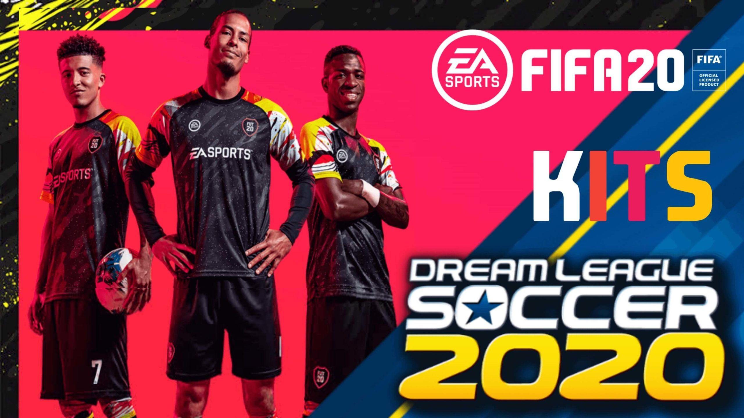 Fut 20 Kits For Dls 20 Dream League Soccer In 2020 League Soccer Fifa Fifa Ultimate Team