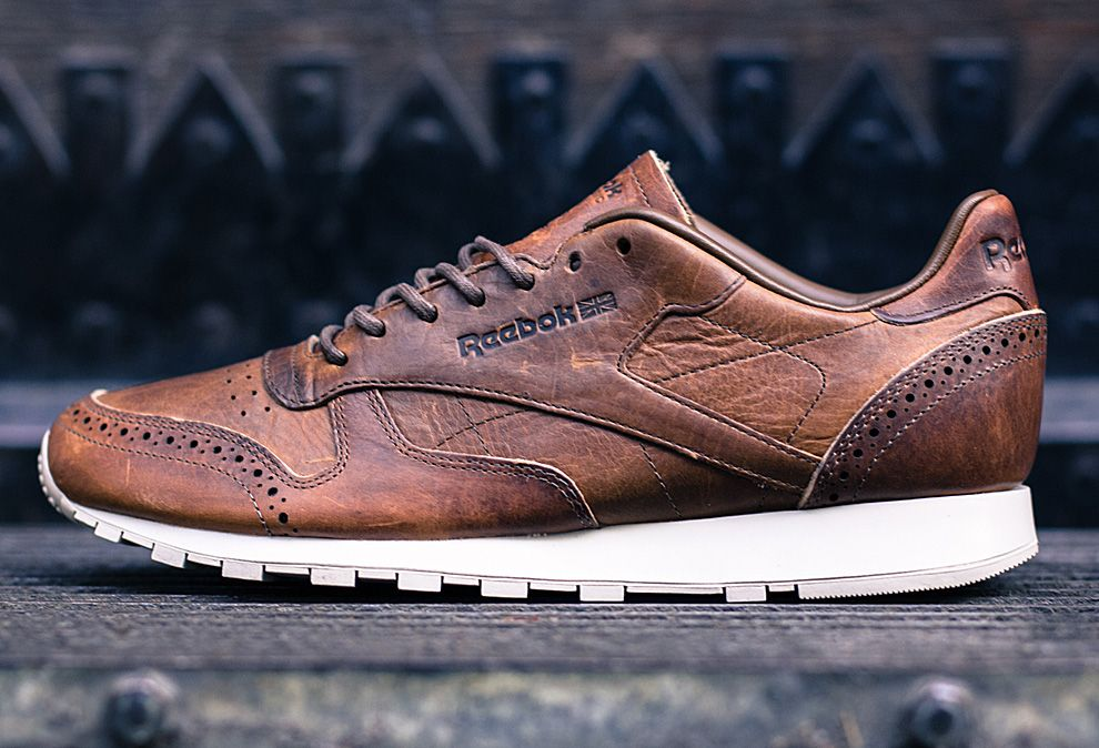 Charles F. Stead x Reebok Classic Leather Lux | SNK RBK