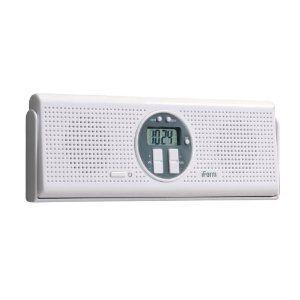 Interdesign Iform Shower Radio White